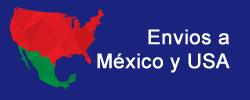 Envios a Mexico y Estados Unidos
